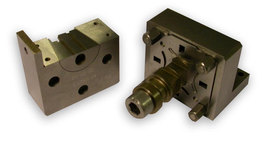 Design Repair PSI Précision Stéphanoise Industrie - Porte electrode